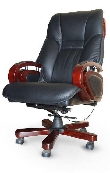 Кресло руководителя Спрингс (кожа)