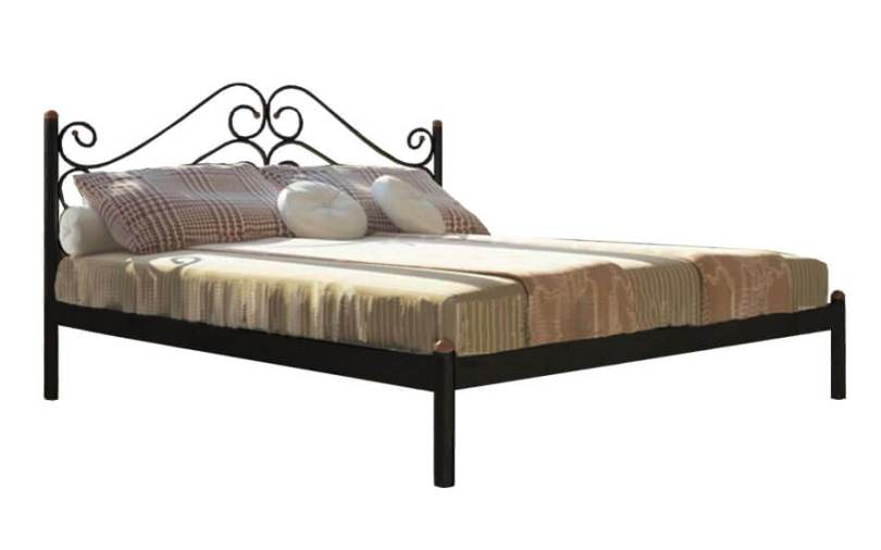Кровать Адель кованый металл