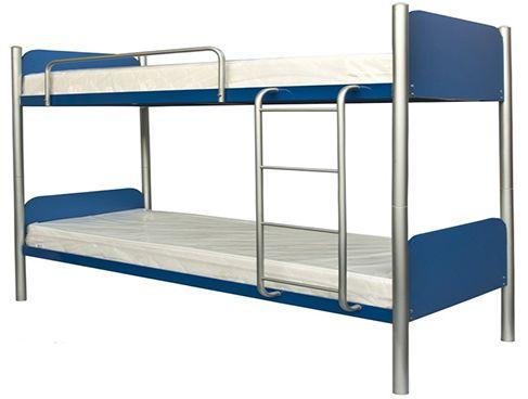 Двухъярусная кровать Арлекино 0,8