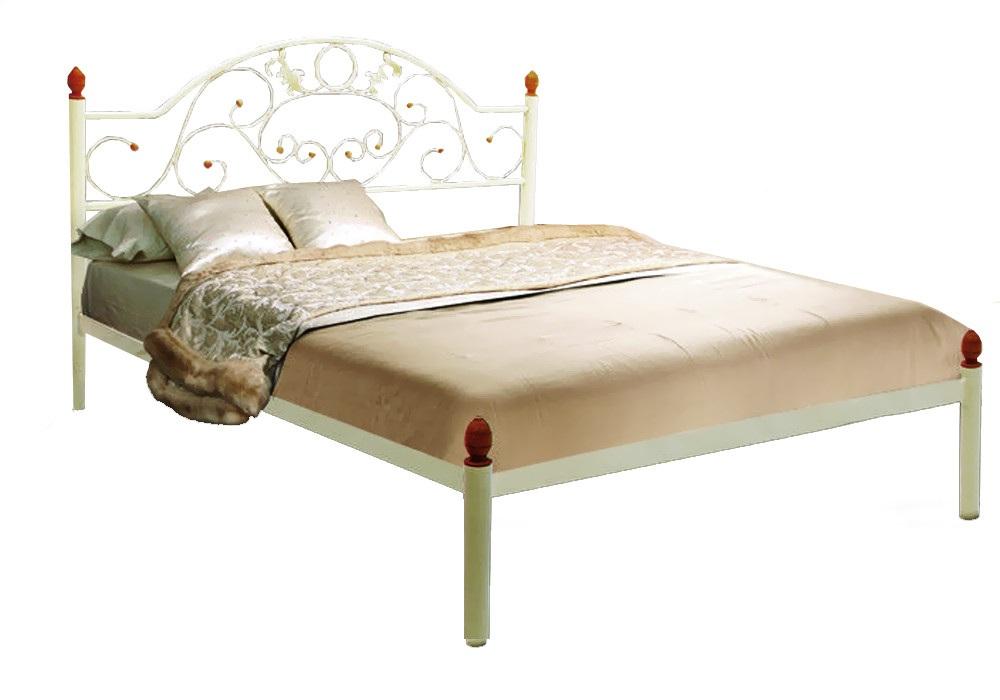 Кровать Франческа кованый металл