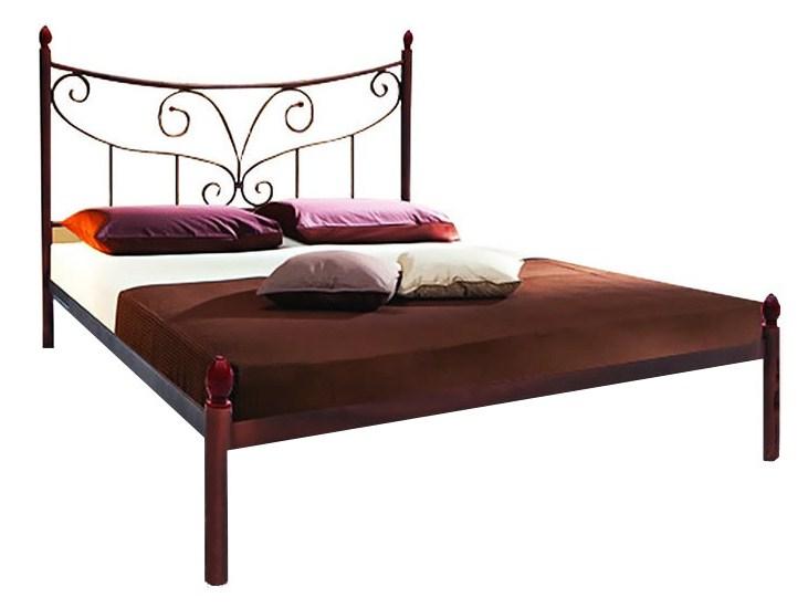 Кровать Луиза кованый металл