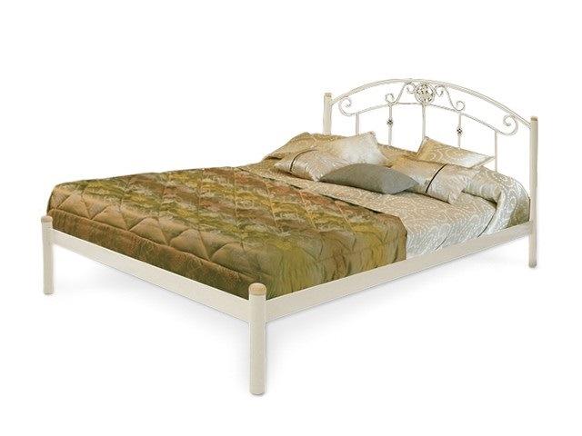 Кровать Монро  кованый металл