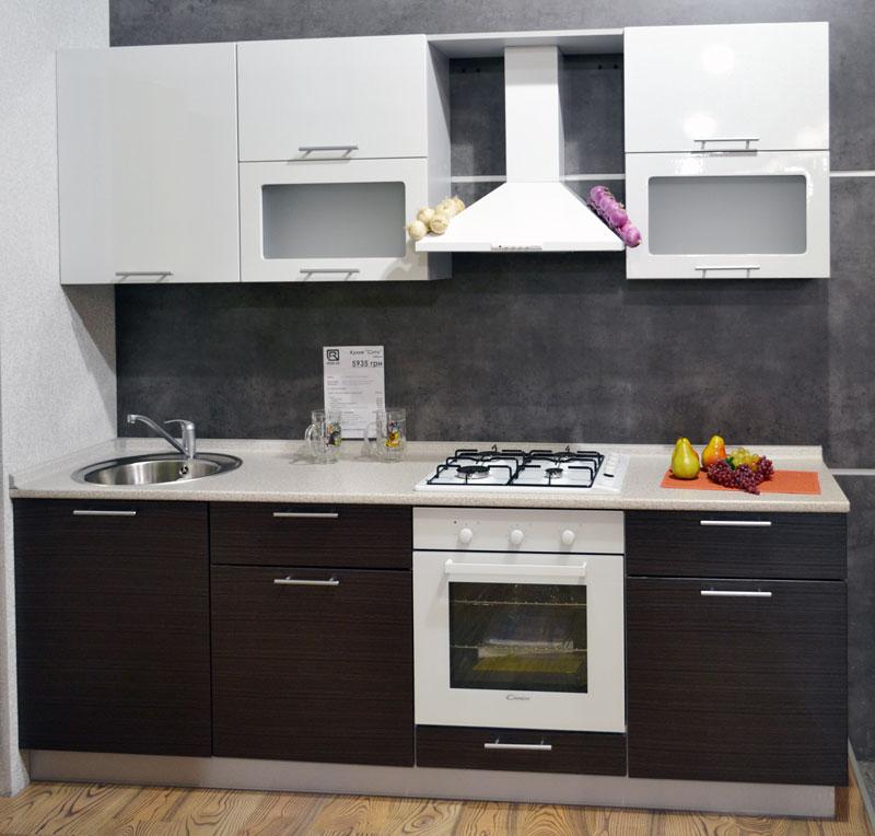 Кухня модульная Сити (2400х600х2180)