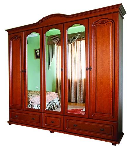 Шкаф Эльза 5-и дверный