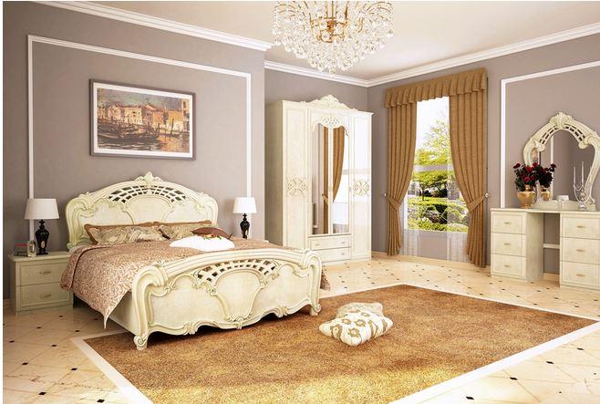 Спальня Олимпия (ДСП)