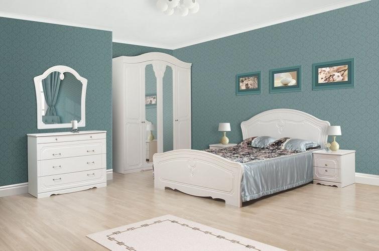 Спальня Луиза (МДФ)