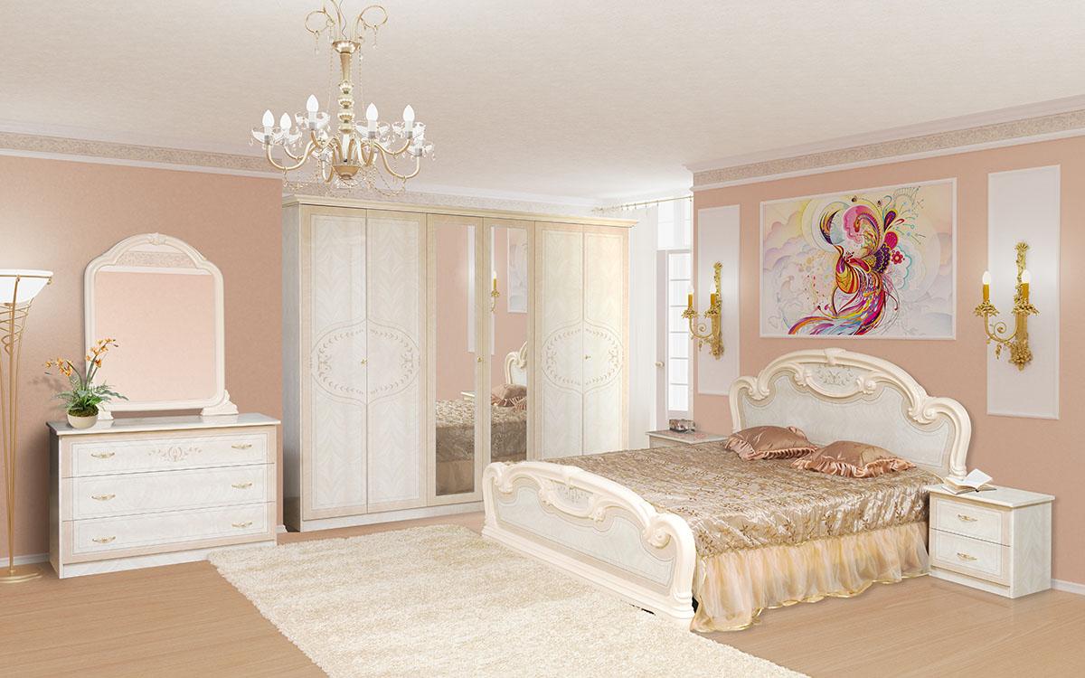 Спальня Опера (мдф)