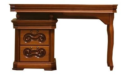 Туалетный столик Камелия однотумбовый
