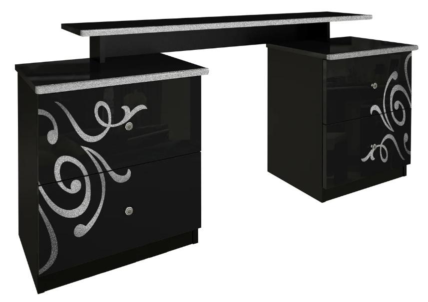 Туалетный столик Богема 4Ш