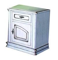 Тумба прикроватная Роксолана с ящиком и дверкой