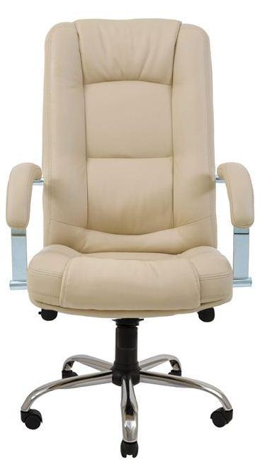 Офисное кресло Альберто M1 (хром)
