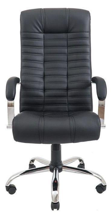Офисное кресло Атлант M1 (хром)