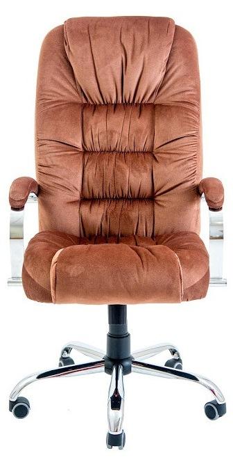 Офисное кресло Ричард M1 (хром)