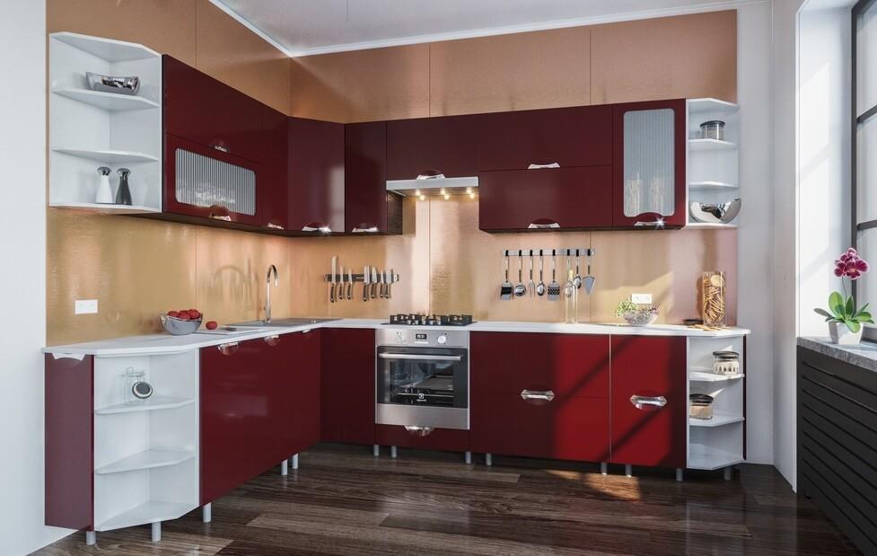 Кухня Адель Люкс (модульная)