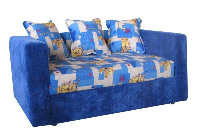 Детский диван Малыш 2-х местный