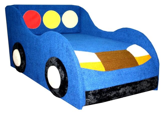 Детский диван Машинка (малютка)
