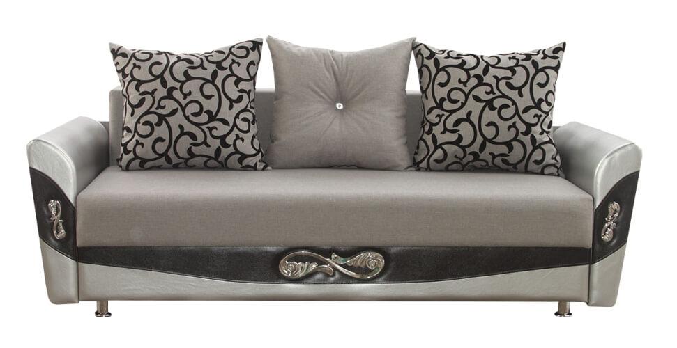 Диван Одиссей 3-х местный (с подушками)