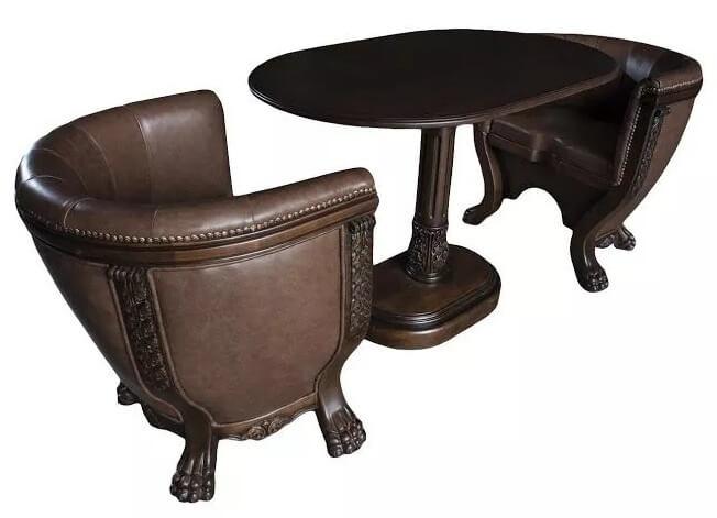 Комплект мягкой мебели Тет-а-Тет со столом