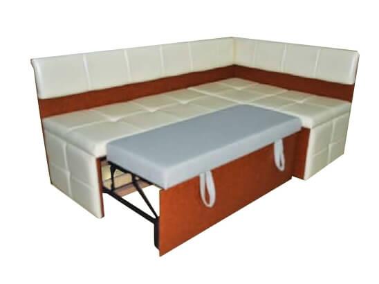 Кухонный уголок Кубик (со спальным местом)