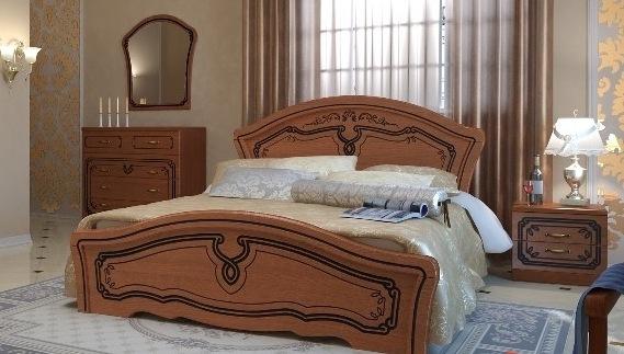 Спальня Альба (МДФ)