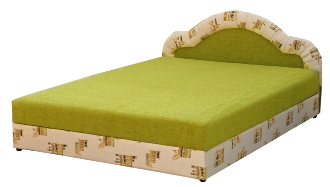 Кровать Ромашка 1,6