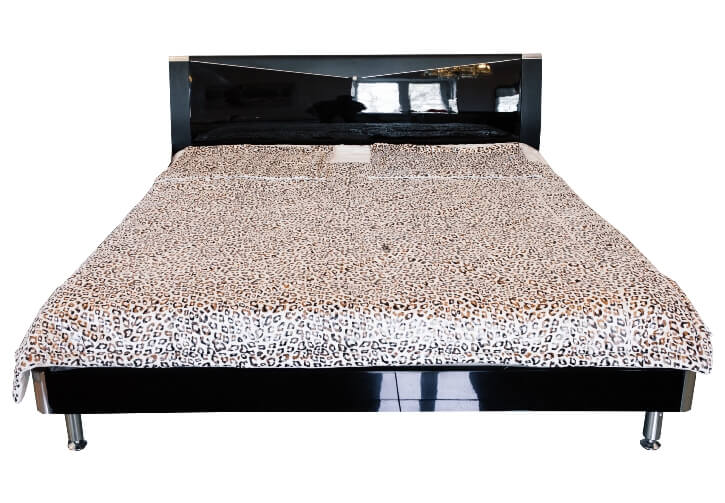 Кровать Черный бриллиант 1,8