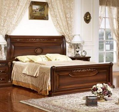 Кровать Марсель 1,8 (МДФ)