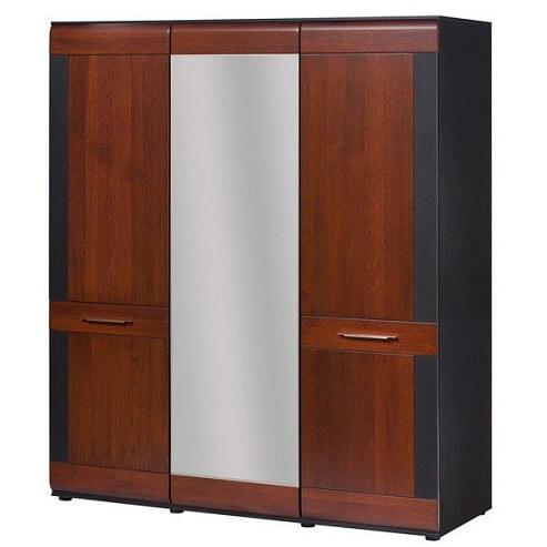 Шкаф 3-х дверный Vievien 73