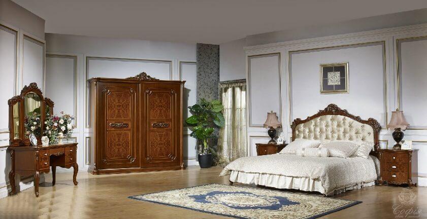 Спальня Флоренция (мдф)