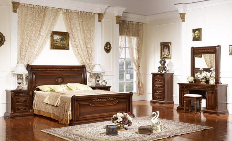 Спальня Марсель 01 (мдф)