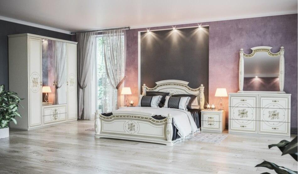 Спальня Жасмин (мдф)