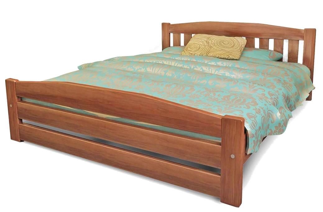 Кровать Альфа 1 (1,6)