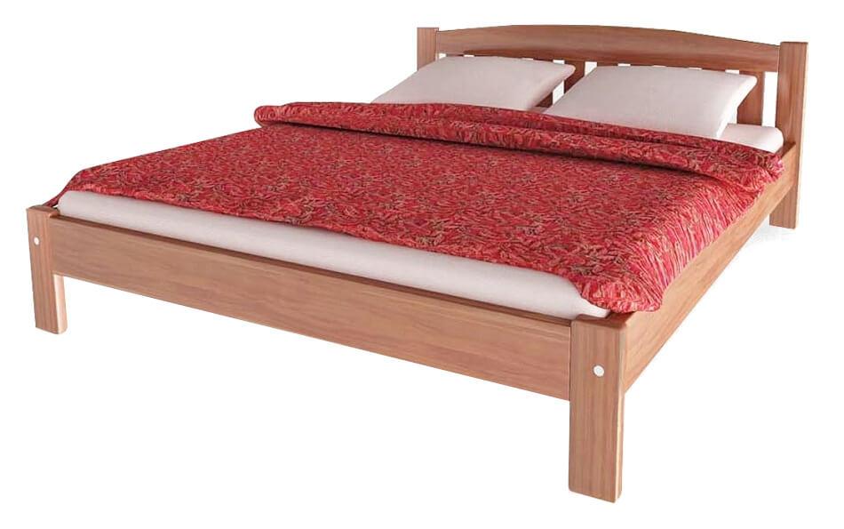 Кровать Альфа 2 (1,6)