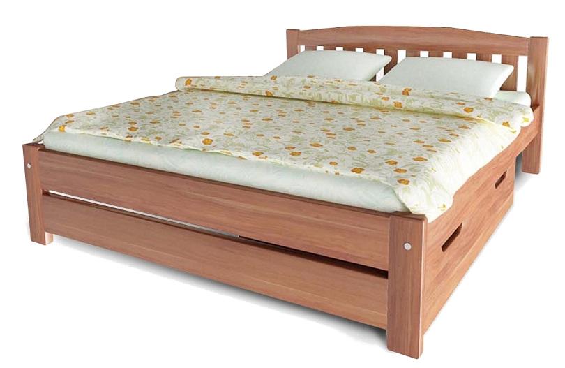 Кровать Альфа 4 (1,6)