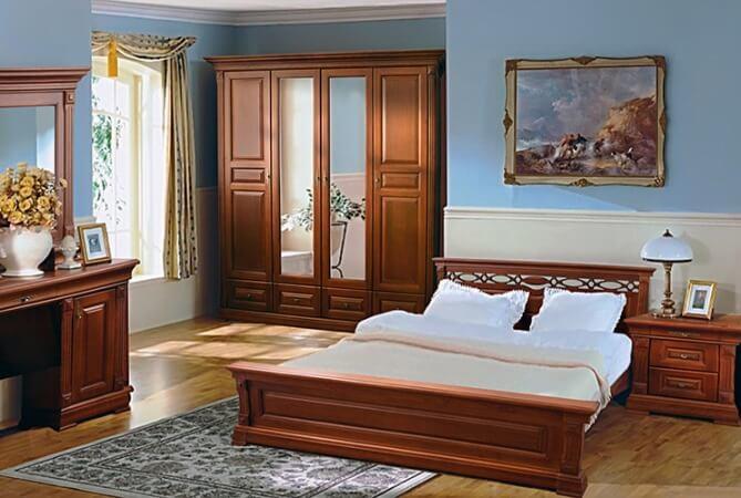 Спальня Элеонора (дерево)