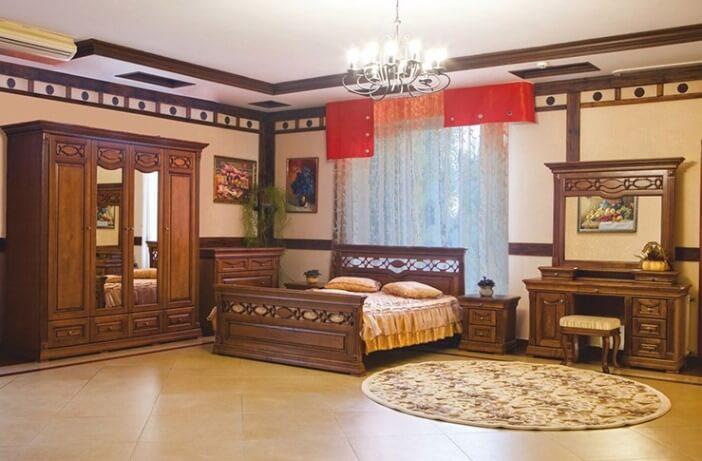 Спальня Элеонора нова