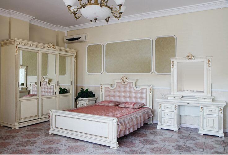Спальня Мария (дерево)
