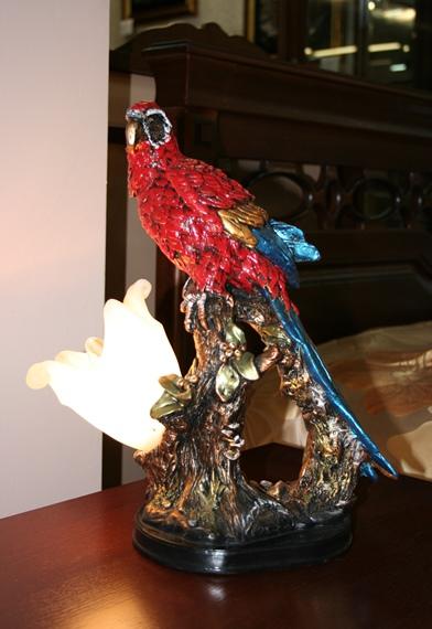 Светильник Попугай 1