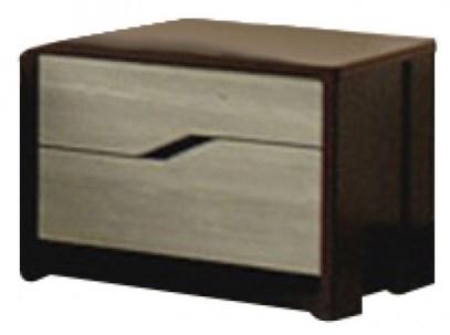 Тумба прикроватная Доминика (2 ящика)