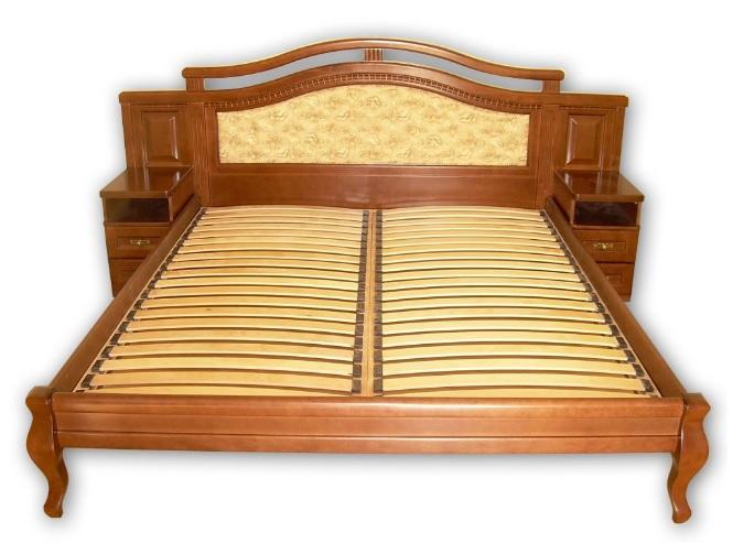 Кровать Венера (с встроенными тумбочками)