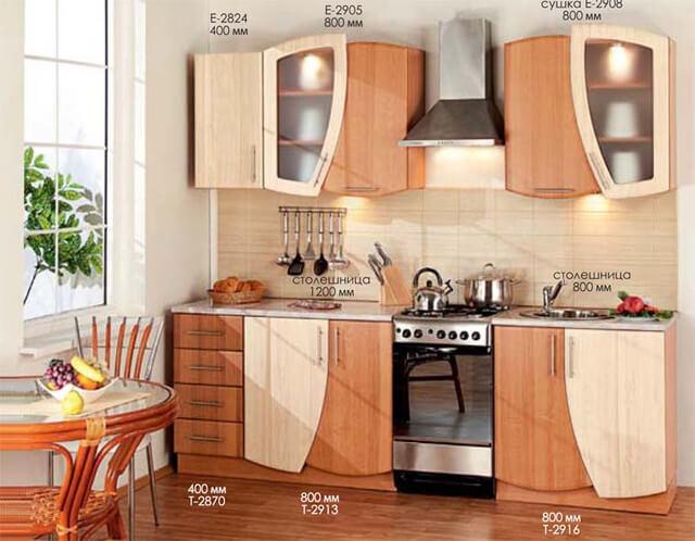 Кухонный гарнитур КХ 22