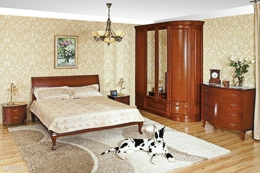 Спальня Диарсо (дерево)