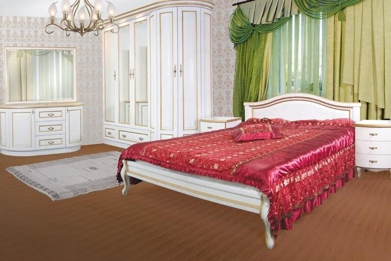 Спальня Венера (дерево)