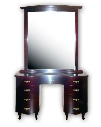 Туалетный столик Диарсо двухтумбовый