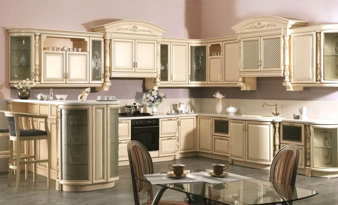 Кухня Афродита классика