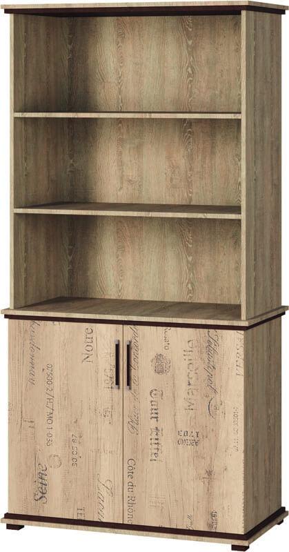 Шкаф книжный Палермо 1