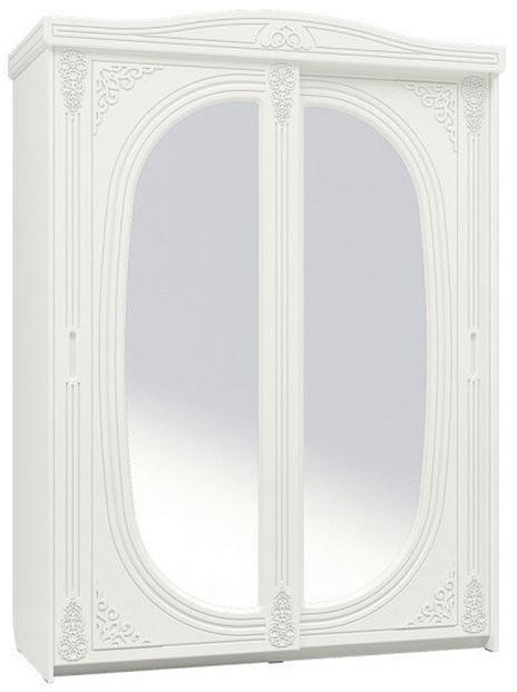 Шкаф Анжелика купе 2-х дверный