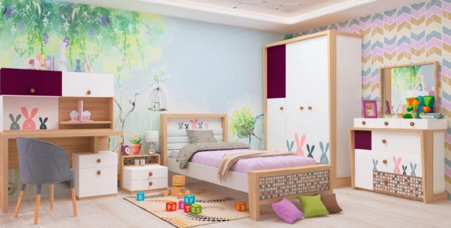Детская комната Banny (Кролик)