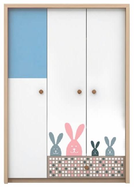 Детский шкаф Banny (Кролик)