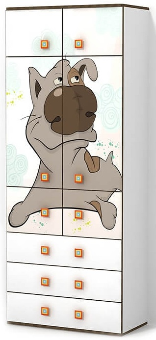Детский шкаф Joy (Джой)